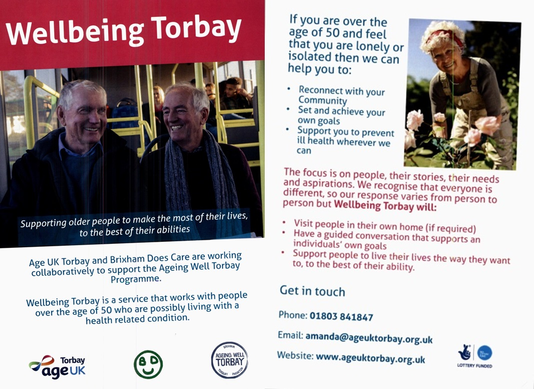 Wellbeing Torbay